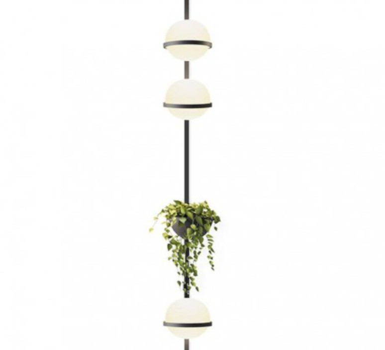 Palma 3718 antoni arola applique murale wall light  vibia 371818 1b  design signed nedgis 80586 product