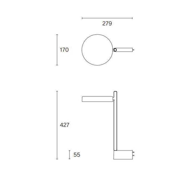 Pastille br2 industrial facility applique murale wall light  wastberg 182br29011  design signed nedgis 123347 product