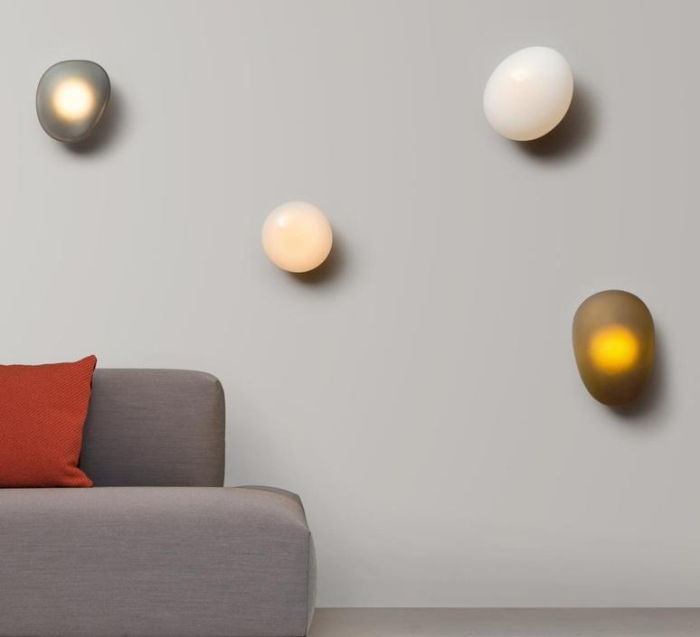 Pebble b citrine lukas peet applique murale wall light  andlight peb cw b ci 230  design signed nedgis 105508 product