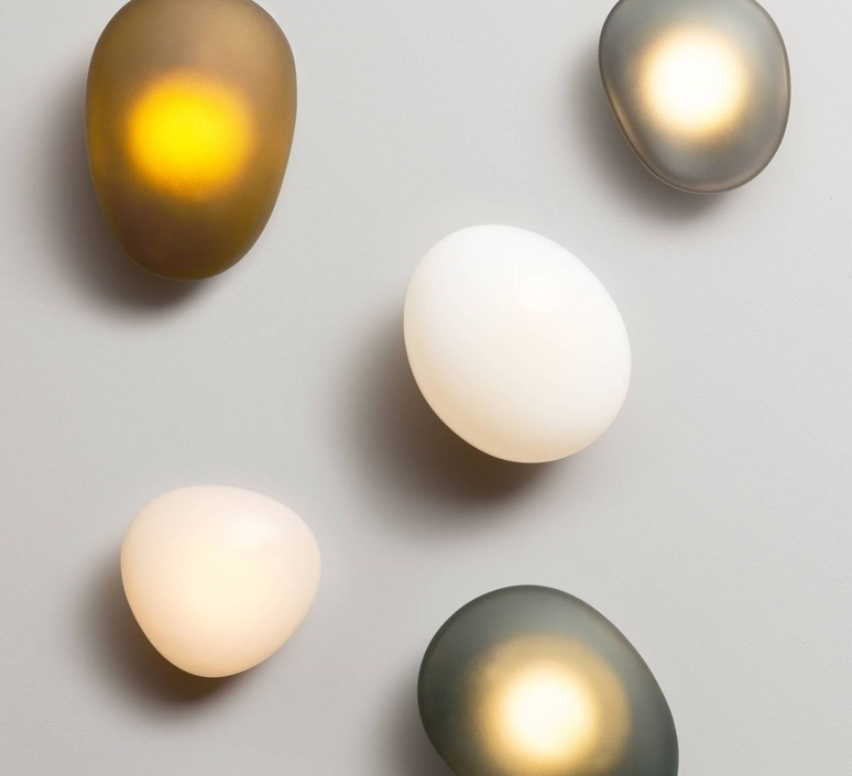 Pebble b citrine lukas peet applique murale wall light  andlight peb cw b ci 230  design signed nedgis 105509 product