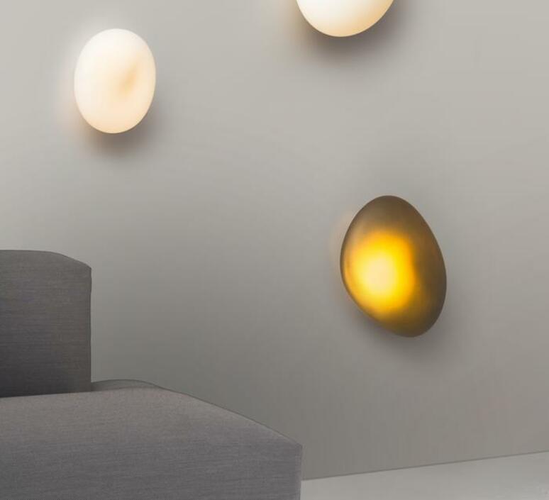 Pebble b citrine lukas peet applique murale wall light  andlight peb cw b ci 230  design signed nedgis 98601 product
