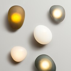 Pebble b citrine lukas peet applique murale wall light  andlight peb cw b ci 230  design signed nedgis 88367 thumb