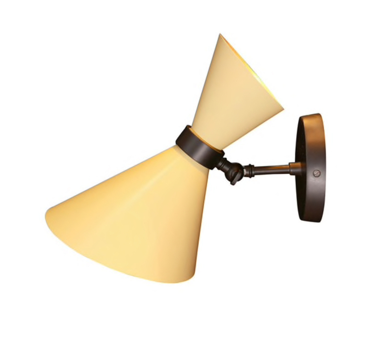 Peggy  studio gong applique murale wall light  gong gc 017 y b  design signed nedgis 77416 product