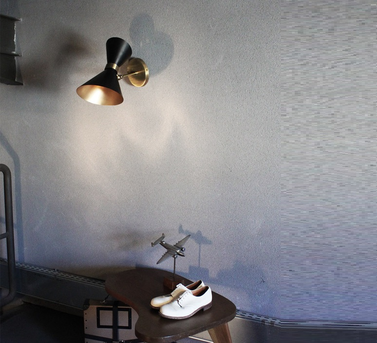 Peggy  studio gong applique murale wall light  gong gc 017 b  design signed nedgis 77638 product
