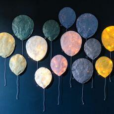 Pewter blue lighting balloon small ekaterina galera applique murale wall light  ekaterina galera pewterbluelightingballoon s  design signed nedgis 87783 thumb