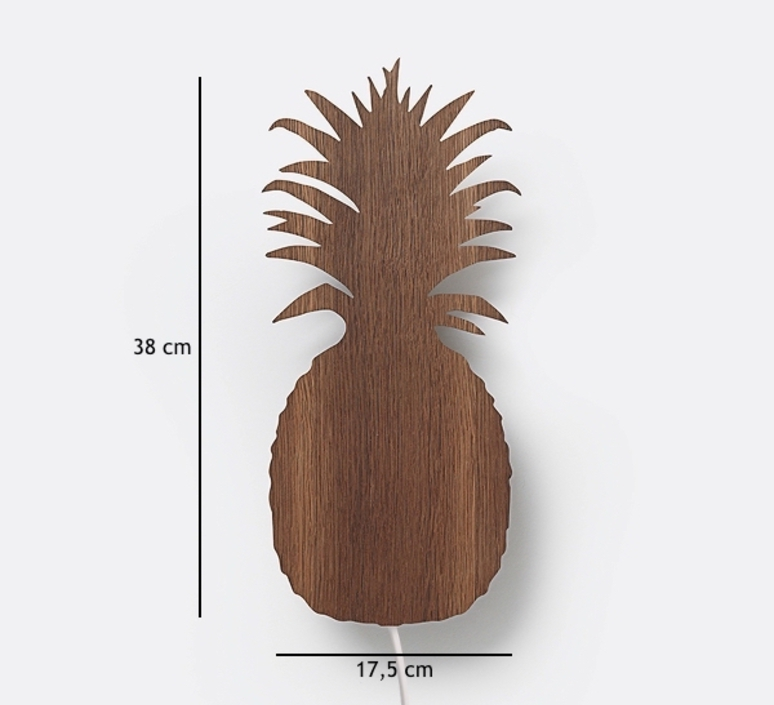 Pineapple  applique murale wall light  ferm living 3321  design signed 36992 product