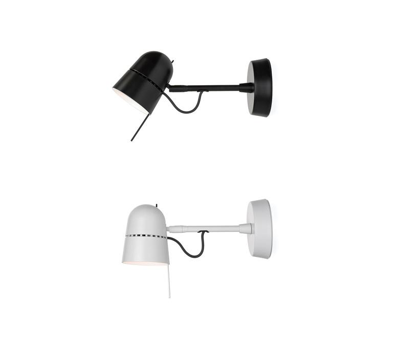 Counterbalance d73a daniel rybakken applique murale wall light  luceplan 1d730a000001   design signed 55901 product