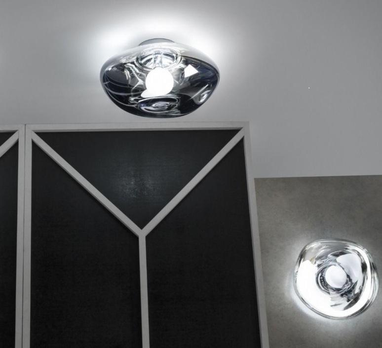 Melt surface tom dixon applique murale wall light  tom dixon mess01cheu   design signed 78905 product