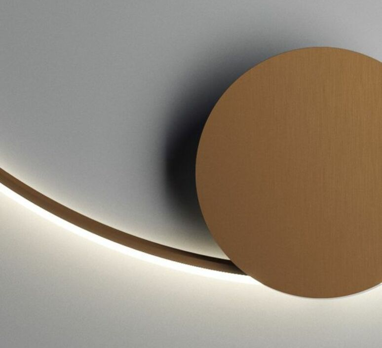Olympic f45 lorenzo truant applique murale wall light  fabbian f45g06 76  design signed nedgis 87099 product
