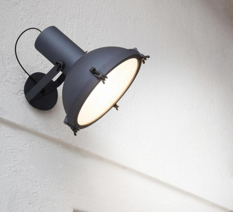 Projecteur 365 charles le corbusier applique murale wall light  nemo lighting prj edw 3a  design signed 58164 product