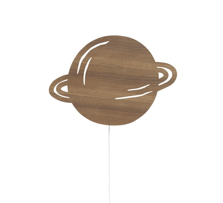 Planet lamp trine andersen applique murale wall light  ferm living 3332  design signed nedgis 64183 product
