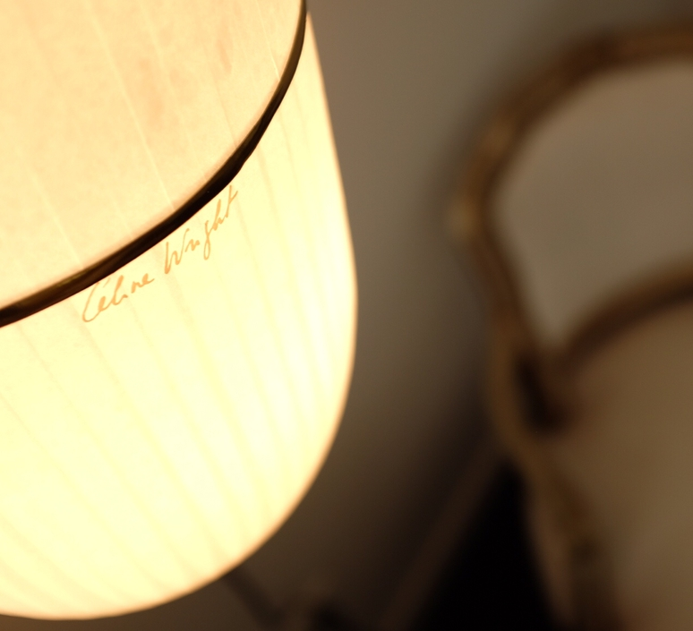 Precious h celine wright celine wright a precious h luminaire lighting design signed 28208 product