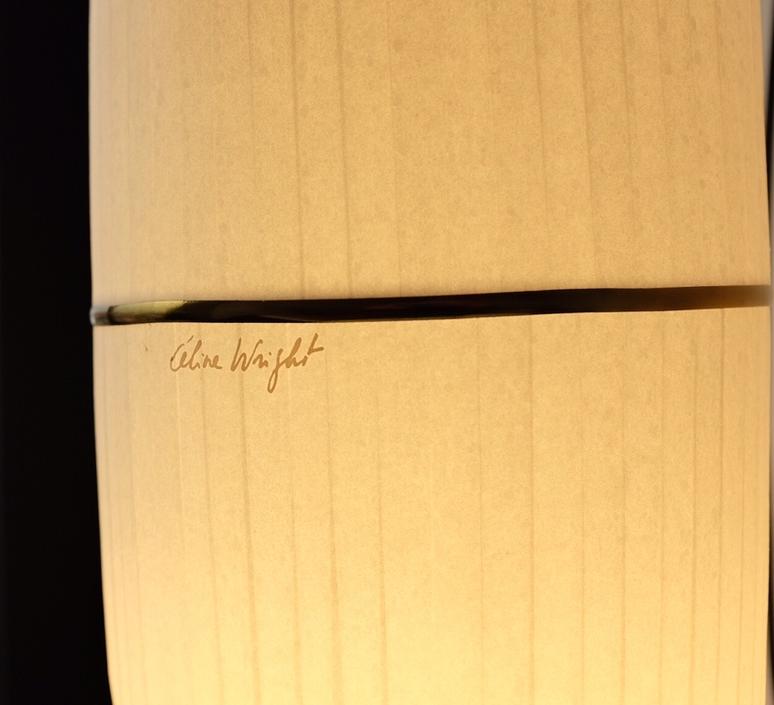 Precious h celine wright celine wright a precious h luminaire lighting design signed 28210 product