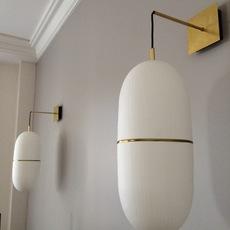 Precious h celine wright celine wright a precious h luminaire lighting design signed 32271 thumb