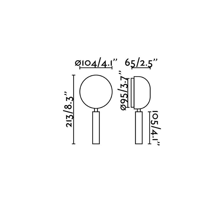 Press liseuse jordi blasi applique murale wall light  faro 62353  design signed nedgis 81766 product