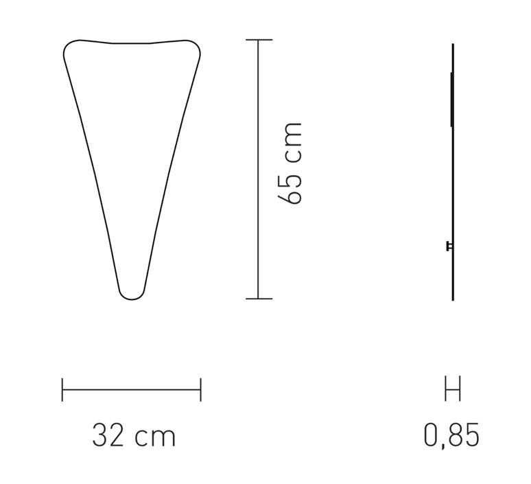 Punctum nigel coates slamp pun14app0000u 000 luminaire lighting design signed 17251 product