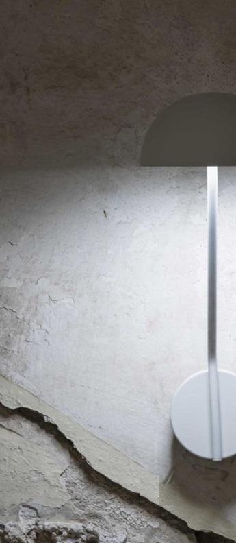 Applique murale pure led blanc led ocm h20cm faro normal