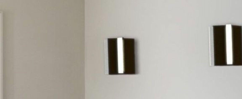 Applique murale rayon noir l22cm h38cm cto lighting normal