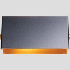 Rectangle 15cm daniel gallo applique murale wall light  daniel gallo rectangle 15cm  design signed 69958 thumb