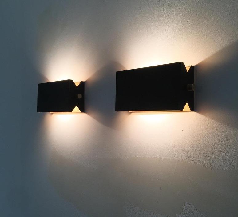 Rectangle 15cm daniel gallo applique murale wall light  daniel gallo rectangle 15cm  design signed 82384 product