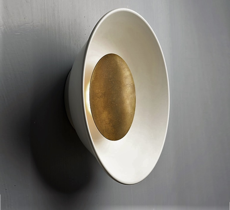 Reverb alessandro zambelli  applique murale wall light  zava reverb walllamp ottonebrass  design signed 75426 product
