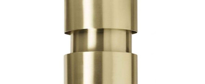 Applique murale ring laiton o12cm h30cm cto lighting normal