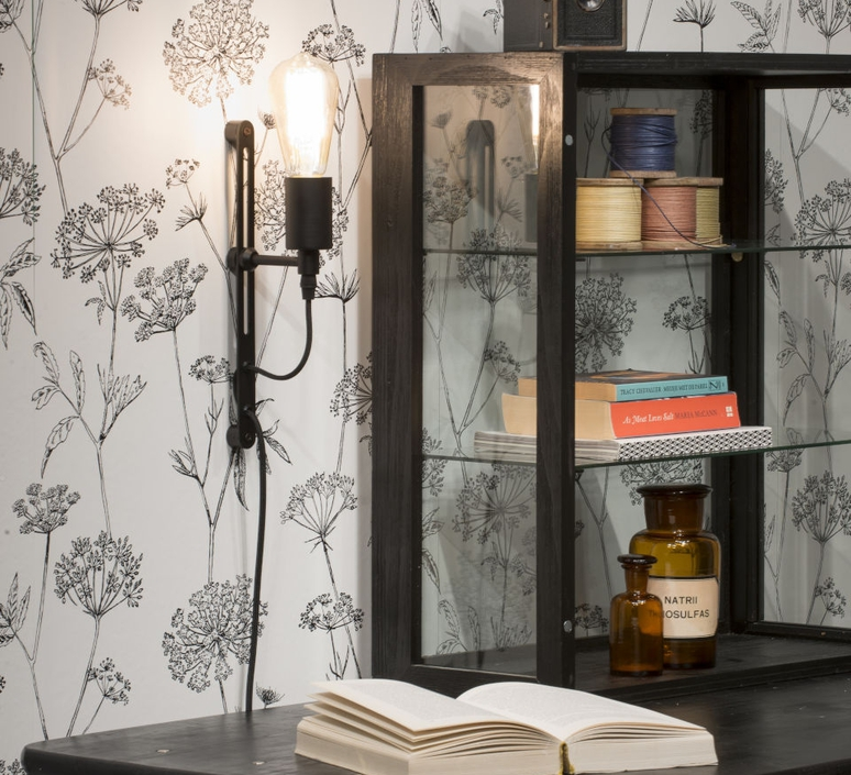 Seattle w b studio it s about romi applique murale wall light  it s about romi seattle w b  design signed 60097 product