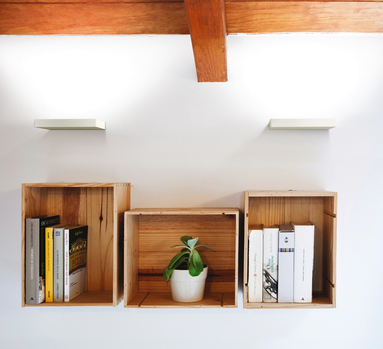 applique murale segno retto led blanc l14 5cm lumen center italia luminaires nedgis. Black Bedroom Furniture Sets. Home Design Ideas