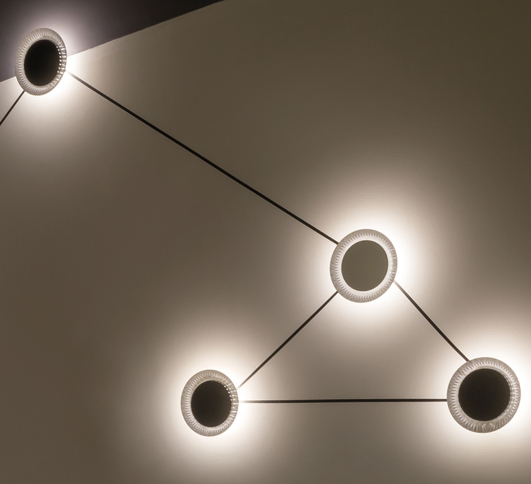 Shine moreno de giorgio applique murale wall light  karboxx 20sp11fl 21pa01lw  design signed 56459 product