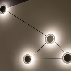 Shine moreno de giorgio applique murale wall light  karboxx 20sp11fl 21pa01lw  design signed 56459 thumb