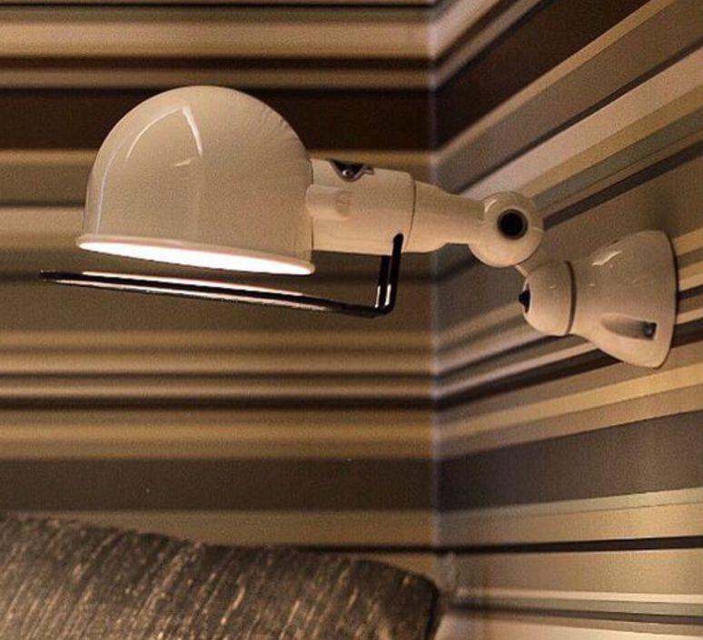 Signal sans bras jean louis domecq applique murale wall light  jielde si300 blc  design signed 35749 product