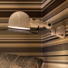 Signal sans bras jean louis domecq applique murale wall light  jielde si300 blc  design signed 35749 thumb