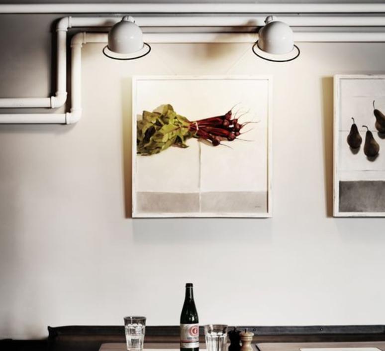 Signal sans bras jean louis domecq applique murale wall light  jielde si300 blc  design signed 35751 product