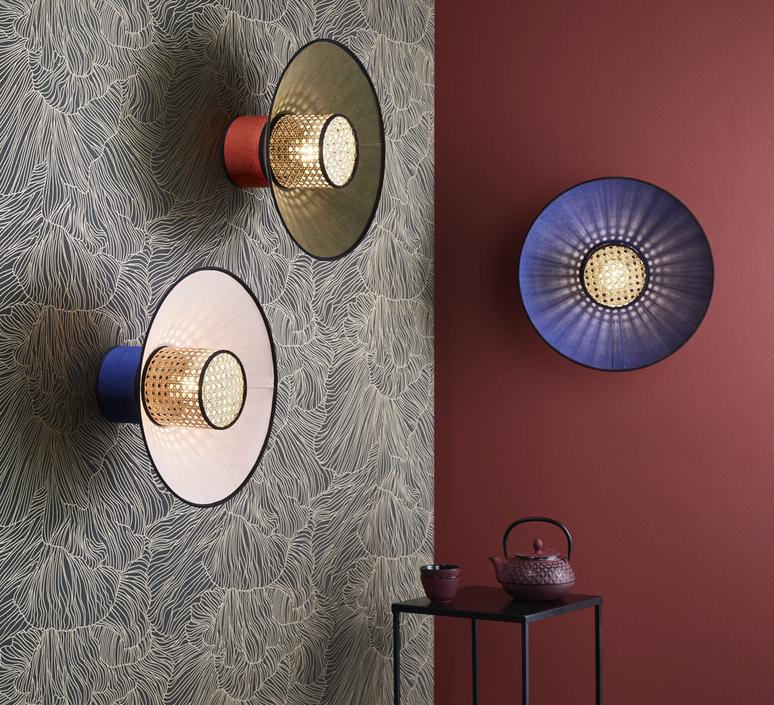 Singapour studio market set applique murale wall light  market set 80188  design signed nedgis 94343 product
