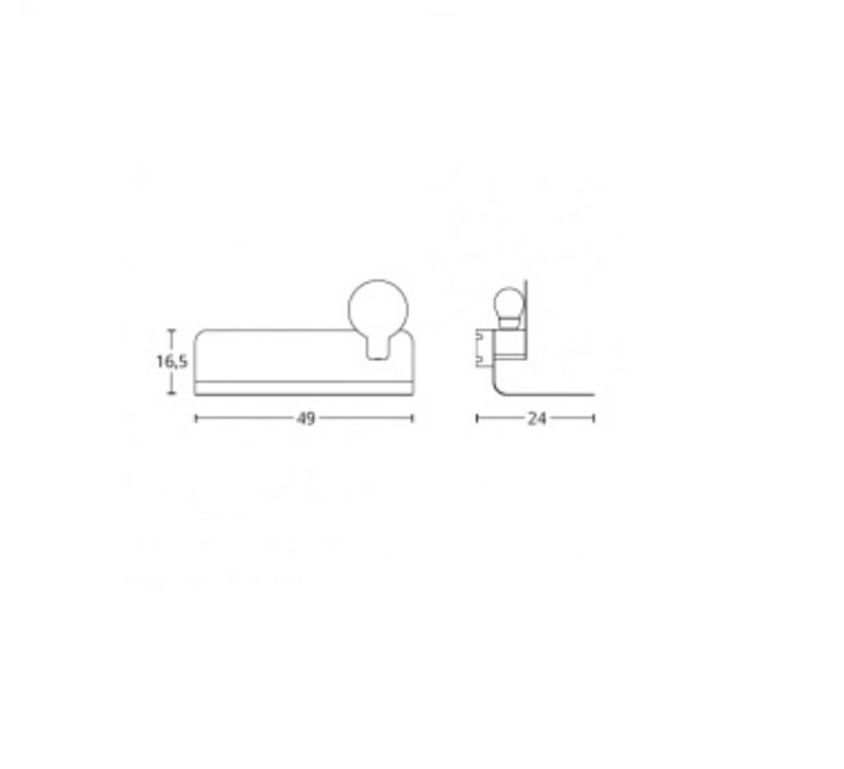 Sketch enrico azzimonti zava skech shelf blanc 9010 red rayon luminaire lighting design signed 17389 product