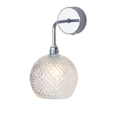 Small check crystal rowan susanne nielsen applique murale wall light  ebb and flow la101521w  design signed nedgis 73027 thumb