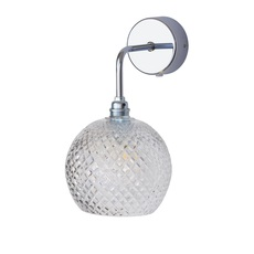 Small check crystal rowan susanne nielsen applique murale wall light  ebb and flow la101521w  design signed nedgis 73028 thumb