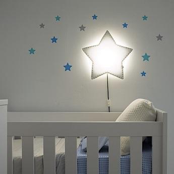 Applique murale soft light blanc gris led o46cm h48cm buokids 8436572780897 normal