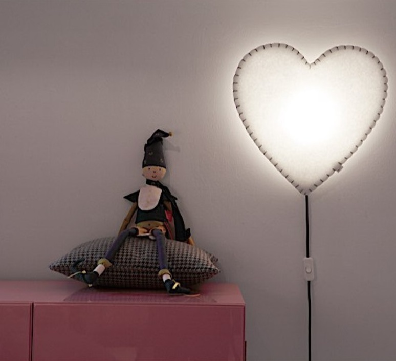 Soft light roberto celada et raquel esteve applique murale wall light  buokids bksfaco05  design signed 54037 product