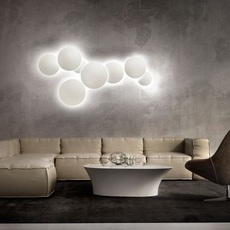 Soho w1 ronni gol applique murale wall light  light point 256350  design signed 41084 thumb