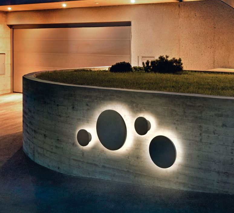 Soho w2 ronni gol applique murale wall light  light point 256361  design signed 41106 product