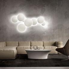 Soho w3 ronni gol applique murale wall light  light point 256370  design signed 41120 thumb