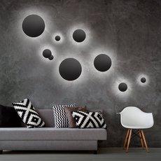 Soho w3 ronni gol applique murale wall light  light point 256371  design signed 41127 thumb