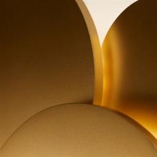 Soho w3 ronni gol applique murale wall light  light point 256373  design signed 41130 thumb