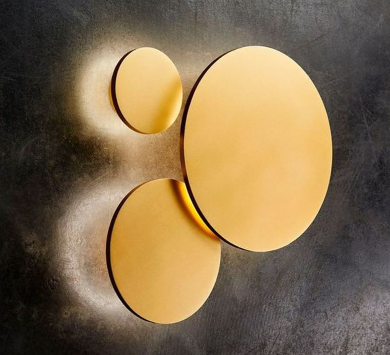 Soho w3 ronni gol applique murale wall light  light point 256373  design signed 41131 product