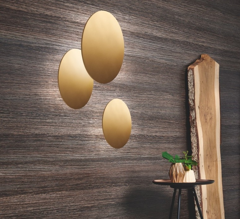 Soho w3 ronni gol applique murale wall light  light point 256373  design signed 41132 product