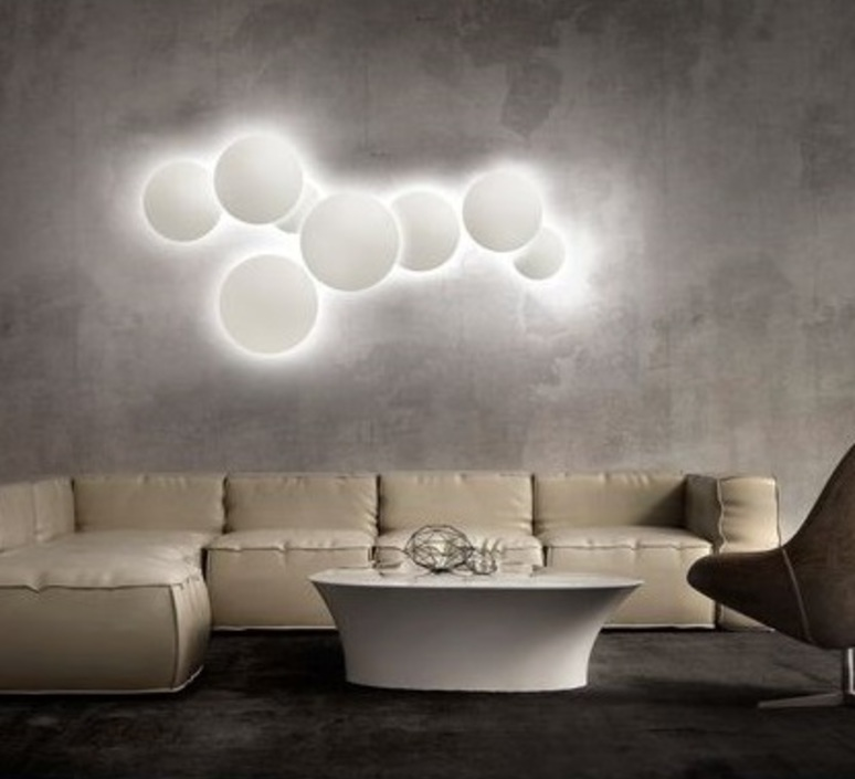 Soho w5 ronni gol applique murale wall light  light point 256384  design signed 41156 product