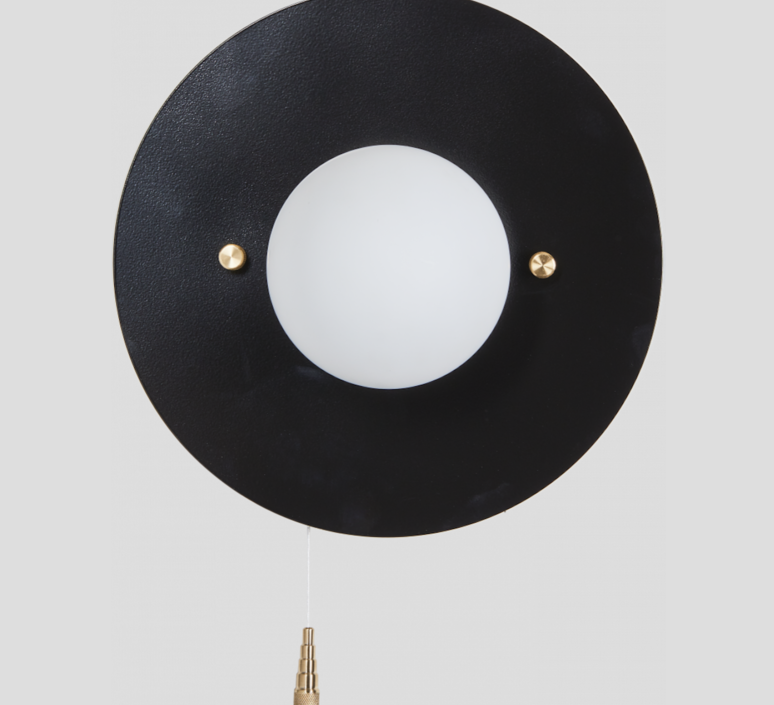Soleil noir daniel gallo applique murale wall light  daniel gallo soleil noir  design signed 59337 product