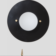 Soleil noir daniel gallo applique murale wall light  daniel gallo soleil noir  design signed 59337 thumb