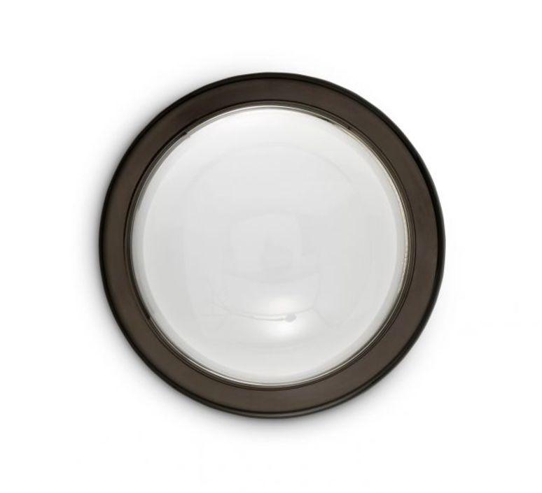 Spot round tom dixon applique murale wall light  tom dixon spow03beu  design signed 48670 product